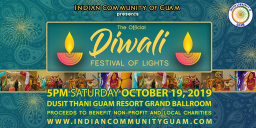 The Official Diwali Festival of Lights 2019