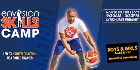 Envision Basketball - Junior Skills Camp tickets
