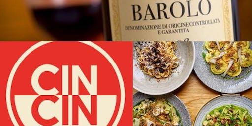 CIN CIN Barolo Evening