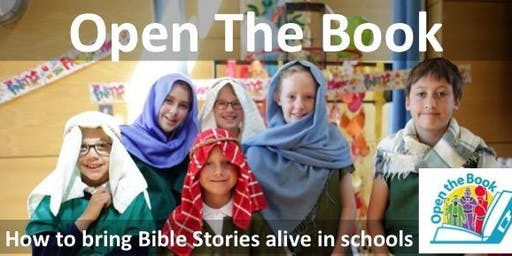 Open The Book Training - How to bring Bible Stories alive in schools