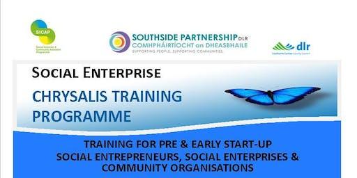 Social Enterprise: Chrysalis Training Programme