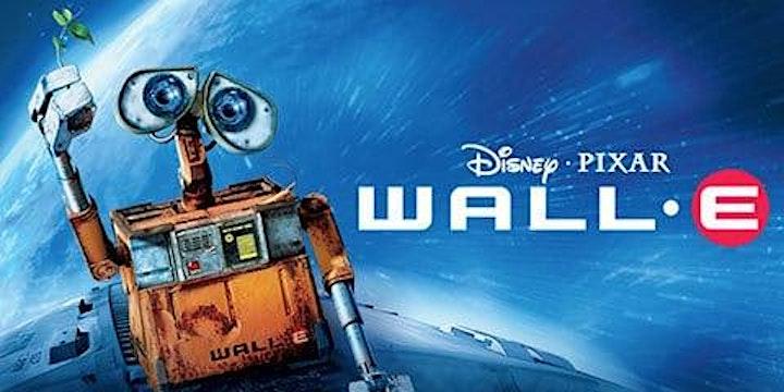 Outdoor Movie Night: Wall-E image