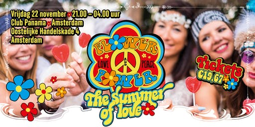 Flower Power the Party