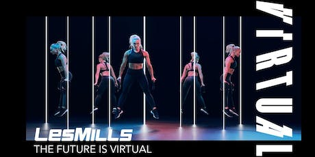 "LES MILLS Webinar ""The Future is Virtual""  Tickets"
