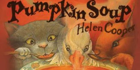"""Pumpkin Soup - The Best You've Ever Tasted"" Family Woodland Session tickets"