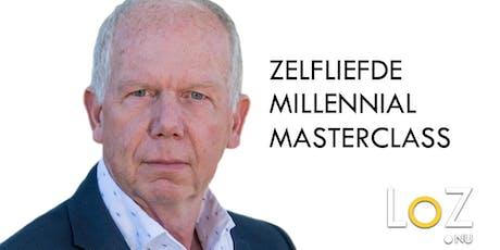 Zelfliefde Millennial Masterclass, filosoof/psychiater Gerrit Glas tickets