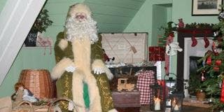 Father Christmas at 16 New Street  12.30 TICKETS SOLD OUT