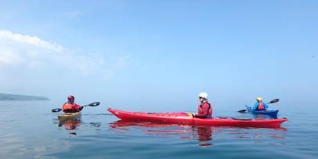 Cemaes Kayak Safari (Morning) tickets