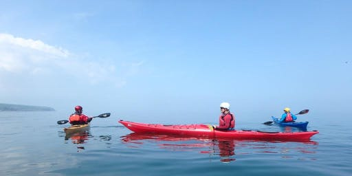 Cemaes Kayak Safari (Morning)