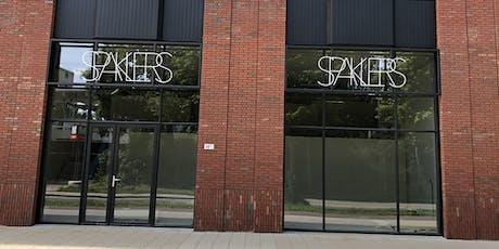 Opening  SPAKLERS | urban gallery tickets