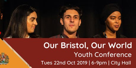 'Our Bristol, Our World' Conference 2019 tickets