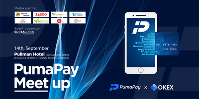 Puma Pay Meet Up in Hanoi