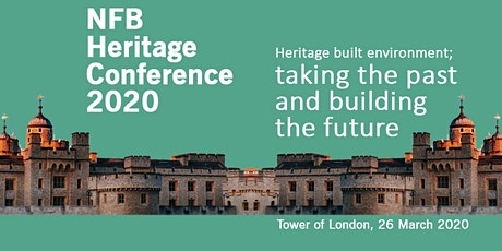 NFB Heritage Conference 2020 tickets