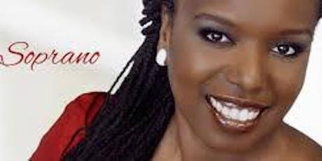 Nadine Benjamin: A Career in Opera tickets