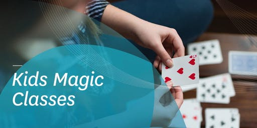 Kids Magic Workshops