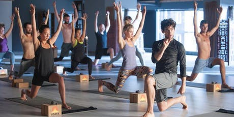Adam Husler YOGA ANTIDOTE FOR MODERN LIFE tickets