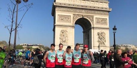 Paris Marathon 2020 billets