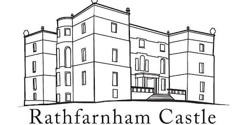 Rathfarnham Castle Study Day - From Fortified House to Georgian Villa