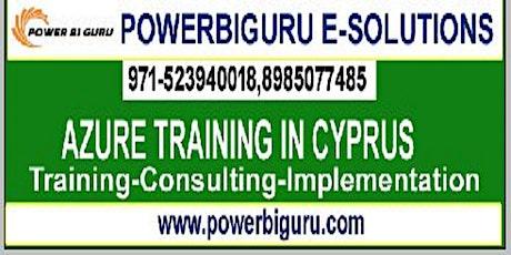 Microsoft Azure training in Cyprus,UAE tickets