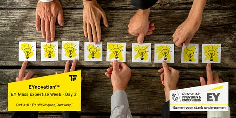 EYnovation™ EY Mass Expertise Week Day 3 - Antwerp tickets