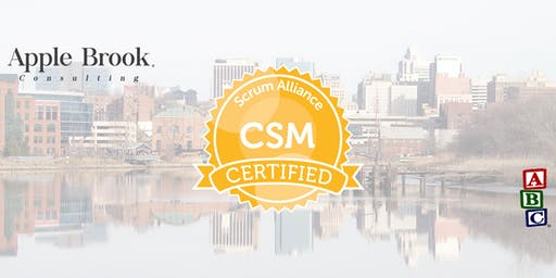 Certified ScrumMaster® (CSM) - Wilmington - January 16-17