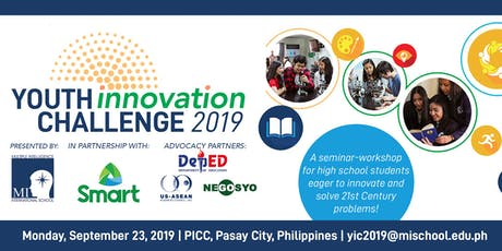 Youth Innovation Challenge 2019 tickets