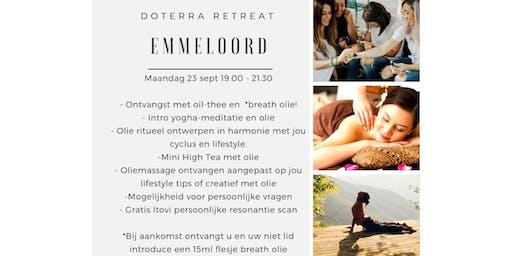 dōTERRA Retreat Emmeloord 23 september