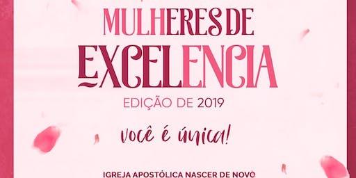 Congresso Mulheres de Excelência