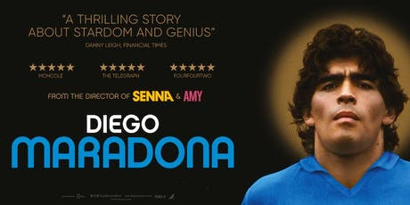 Diego Maradona - Adelaide - Thu 3rd October tickets