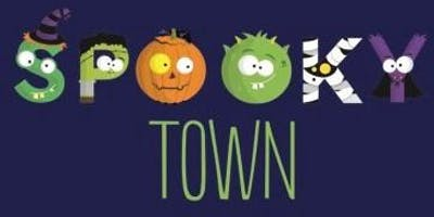Spooky Town LEGO Workshop - Mill Play Cafe Halifax