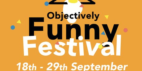 Objectively Funny Fest - Eshaan Akbar & Ed Night tickets