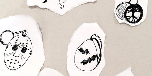 Spooky KeyringsBarnstaple FabLab