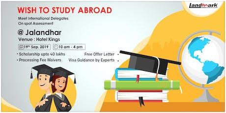 Landmark Immigration International Study Visa Seminar tickets