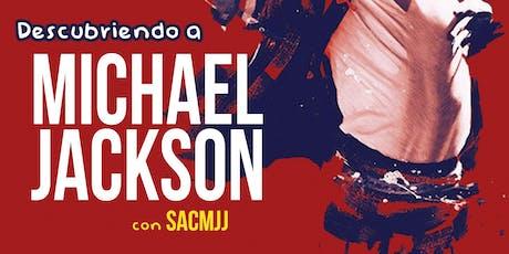 ROCK EN FAMILIA:  Descubriendo a Michael Jackson - Ávila entradas