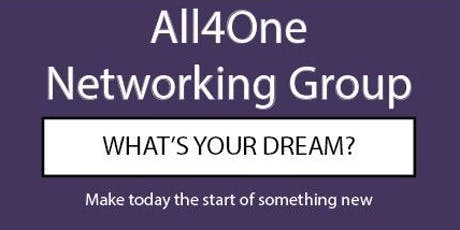 All4One Networking Group - formerly NetChix tickets