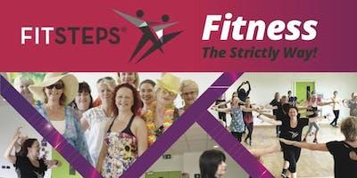 FitSteps: Fitness the Strictly Way: Mondays