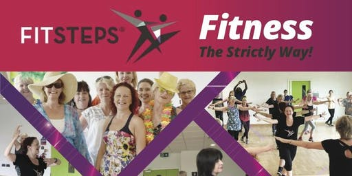FitSteps: Fitness the Strictly Way: Mondays