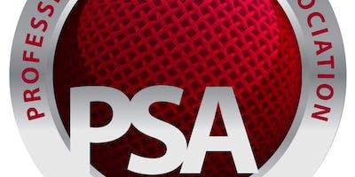 PSA Ireland October 2019 Event