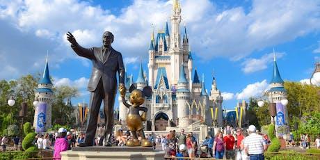 Disney Theme Park LEGO Workshop - Mill Play Cafe Halifax tickets