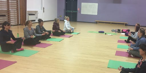 Yoga for those who work in Health & Care