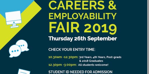 Get Ready for Careers Fair 2019