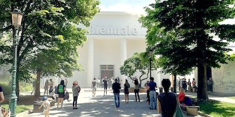 Visita guidata alla Biennale Arte di Venezia biglietti