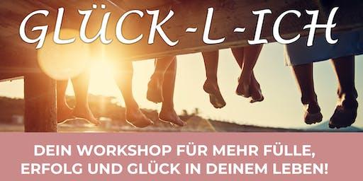 GLÜCK-l-ICH  Workshop
