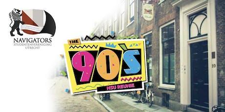 NSU 90's Reünie tickets