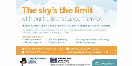 Leamington Spa- SEO & Content Marketing for Lead Generation Masterclass tickets