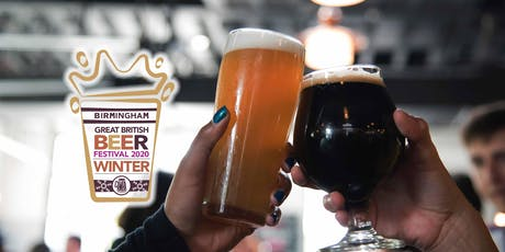 Great British Beer Festival Winter 2020 tickets