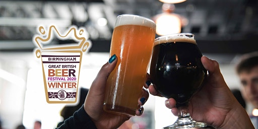 Great British Beer Festival Winter 2020