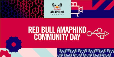 Red Bull Amaphiko Community Day tickets