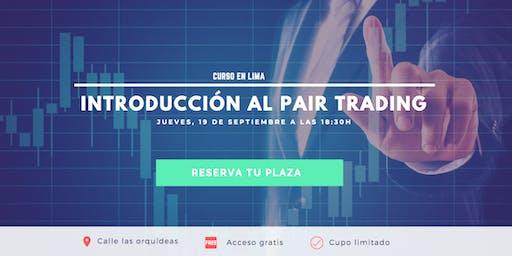 """Introducción al """"pair trading"""""""