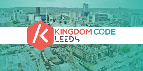Kingdom Code Leeds: Design Sprint tickets